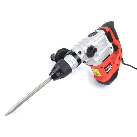 Martillo Demolidor, 3 Funciones, 1500W - MADER® | Power Tools
