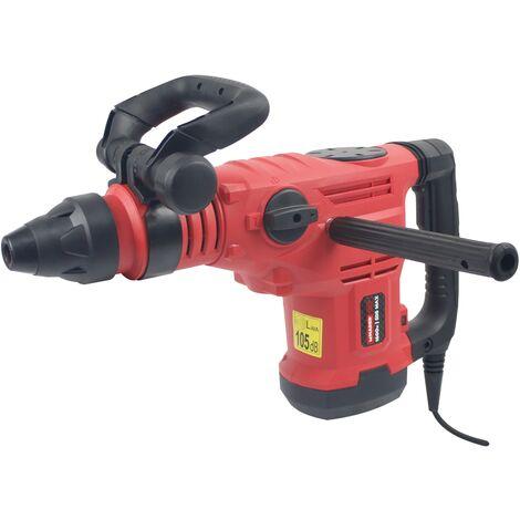 Martillo Demolidor, 2 Funciones, 1600W, SDS MAX - MADER® | Power Tools