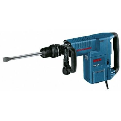 Martillo Electrico Demoledor 25J-1500W Gsh 11E Sds Max Bosch