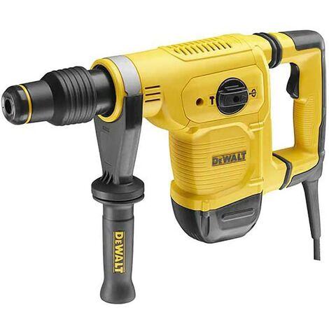 Martillo Electrico Demoledor Sds Max 7,1J-1050W Dewalt 130194