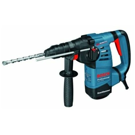 Martillo Electrico Perforador 3,1J-800W Gbh 3000 Sds Plus Bosch
