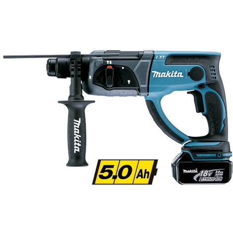 Martillo ligero 20mm 18V Litio 5,0Ah MakPac - MAKITA