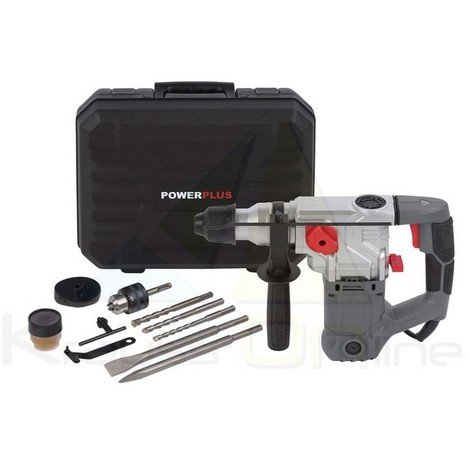 Martillo percutor 1500w (POWE10080)