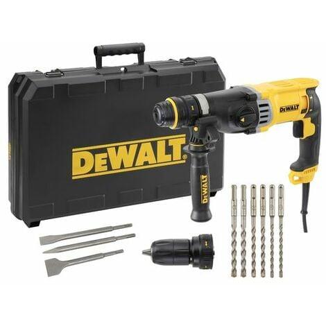Martillo perforador DeWalt D25144KP