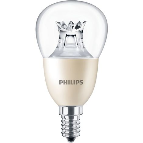 MAS LEDlustre DT 8-60W P50 E14 827 CL PHILIPS 58067700