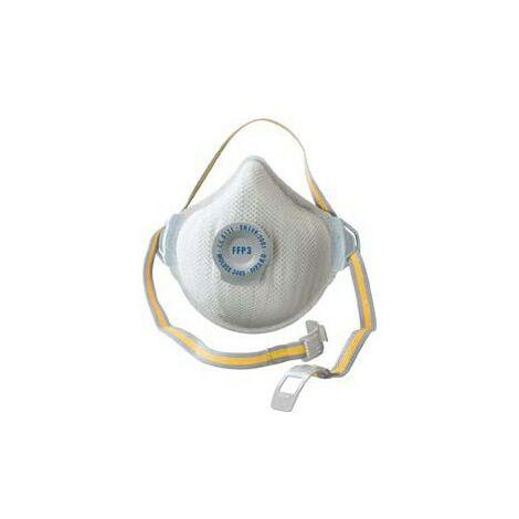 Máscara anti polvo 3405, válvula air,FFP3 RD (por 5)