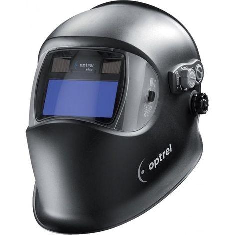 Máscara anti soldadura OPTREL optrel e650 negro