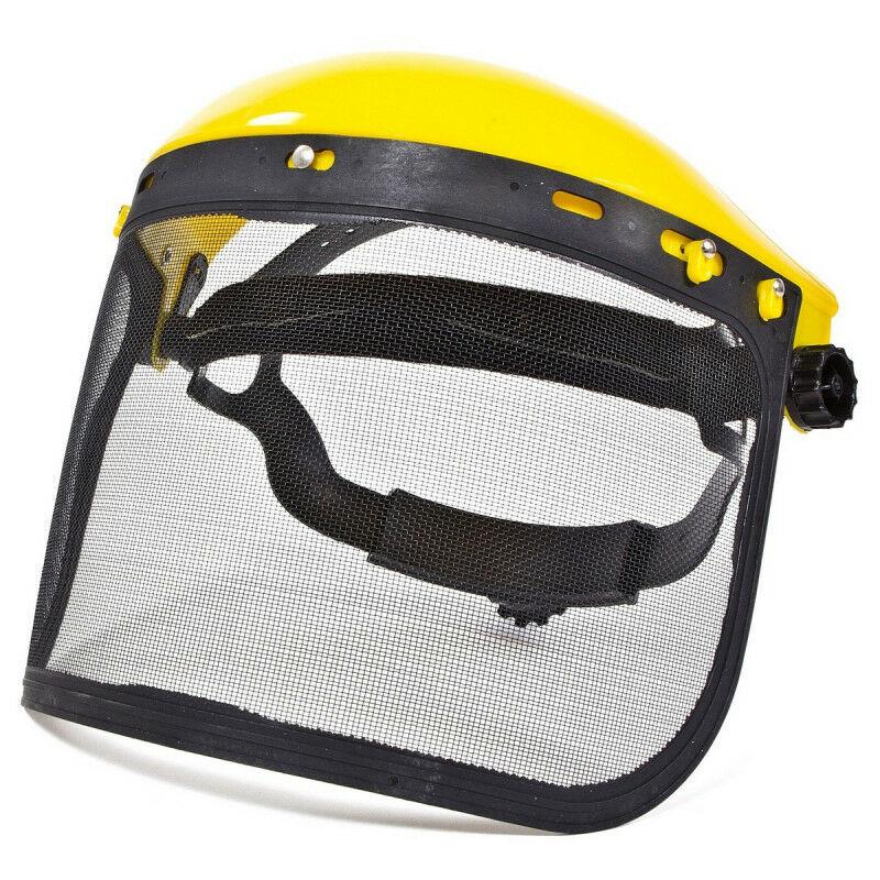Máscara - Careta Protectora Para Desbrozadora