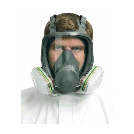 Máscara completa serie 6800 - 6700 - elastómero