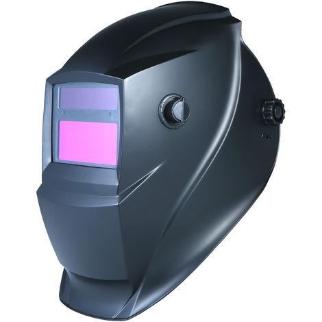Mascara de casco de soldadura de oscurecimiento automatico solar