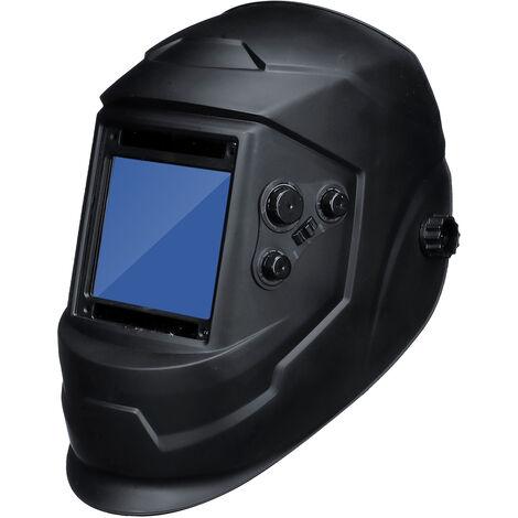Máscara de soldadura Pasamontañas Casco Soldadura solar Oscurecimiento automático
