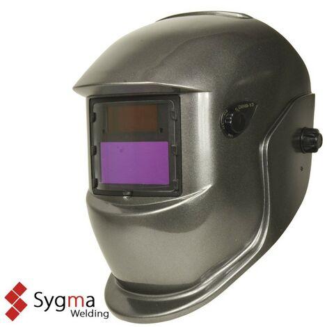 Máscara de soldar Sygma Advanced Grey