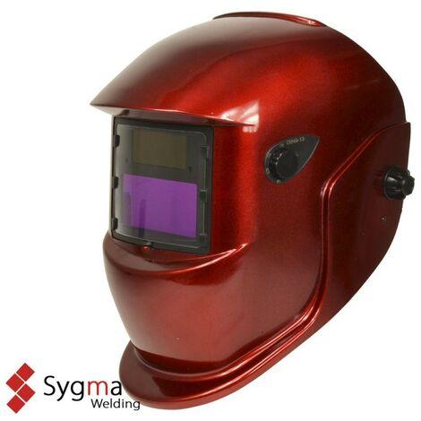 Máscara de soldar Sygma Advanced Red