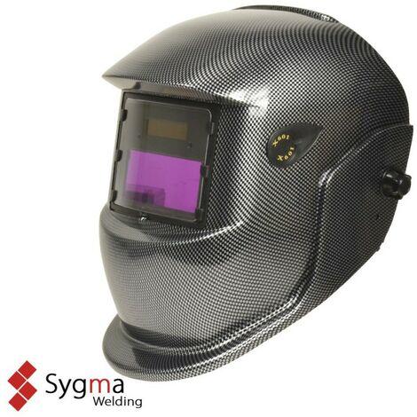 Máscara de soldar Sygma Carbono Black