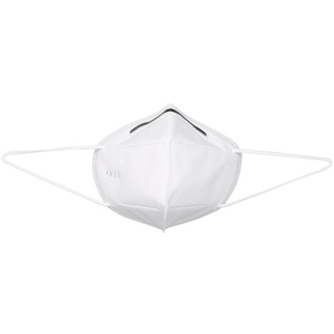 Mascara KN95 desechable de 1 pieza, mascara protectora suave y transpirable