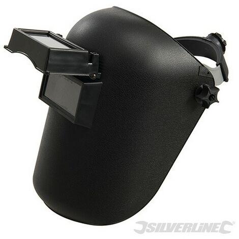 Máscara para soldar con filtro inactínico (Opacidad DIN11 EW)