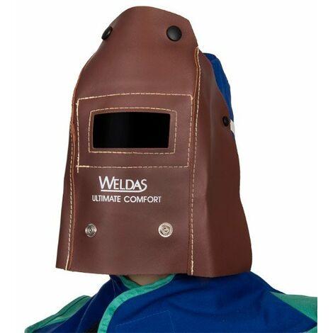 Máscara para soldar plegable