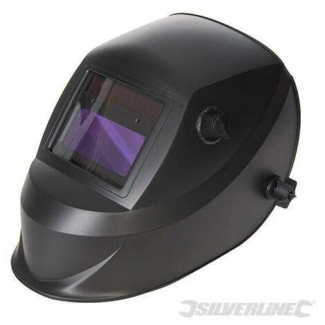 Máscara para soldar y amolar fotosensible, Opacidad 4/9-13 EW y amolar