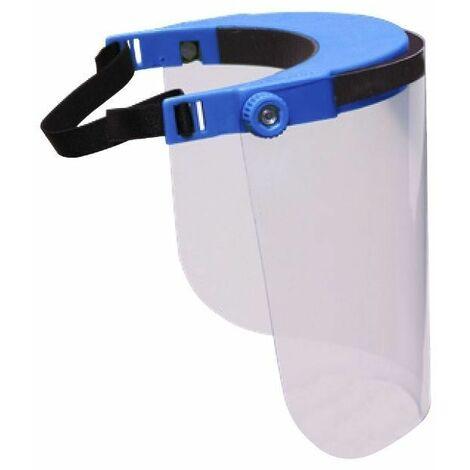 Máscaras de protección facial ajustable y basculante Novolux ES725-VISERA.POLIC.