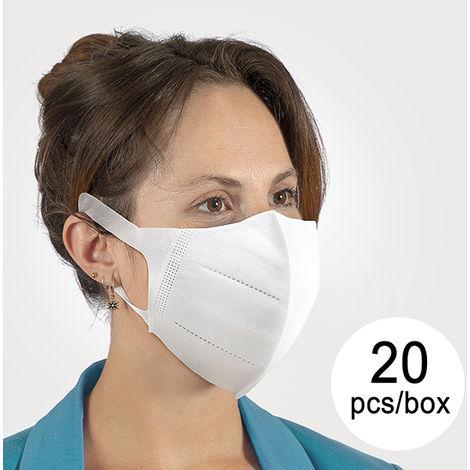 Mascarilla De Protección Respiratoria Jt (pack De 20)