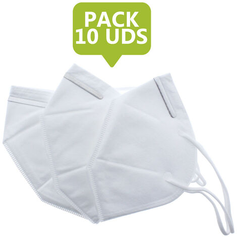 MASCARILLA DESECHABLE   PACK DE 10 Y 50 UDS.
