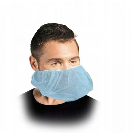 Mascarilla facial. Máscara protectora. 1 pieza Sky