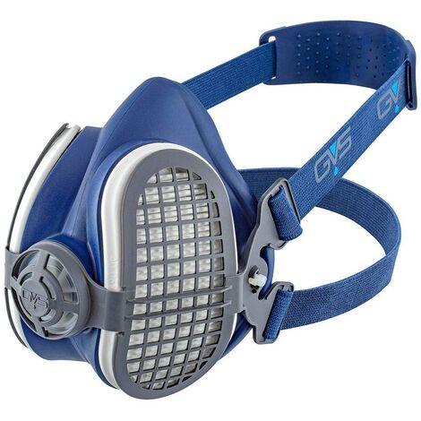 Mascarilla Proteccion Polvo T-M/L Tpe Azul Elipse P3 Gvs