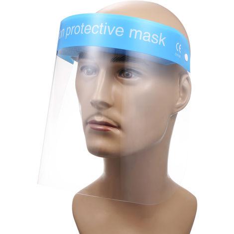 Mascarilla protectora, aislamiento antiproyeccion a prueba de polvo
