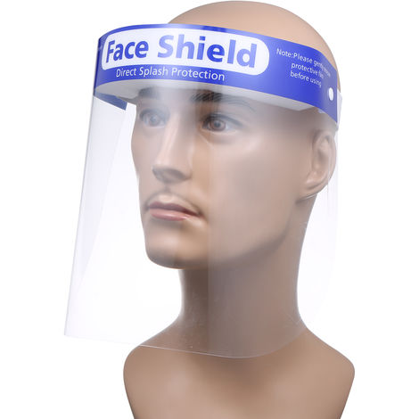 Mascarilla protectora de proteccion facial, antisaliva