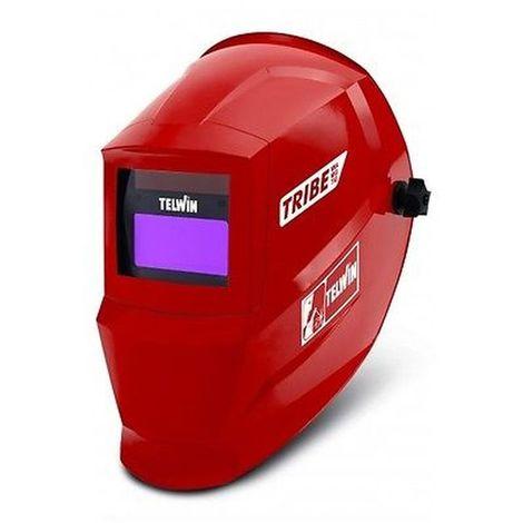 TELWIN VANTAGE RED XL MASCHERA PER SALDATRICE SALDATORE AUTOMATICA TIG