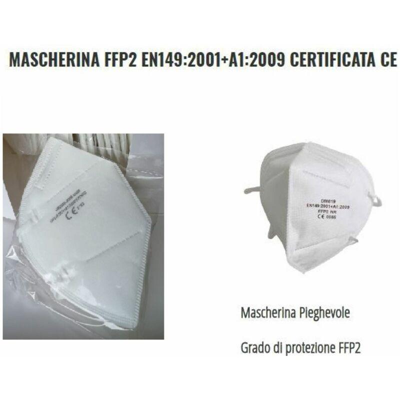 Image of Mascherina Ffp2 En149:2001 Certificata Ce - Sm4 Mascherina Ffp2