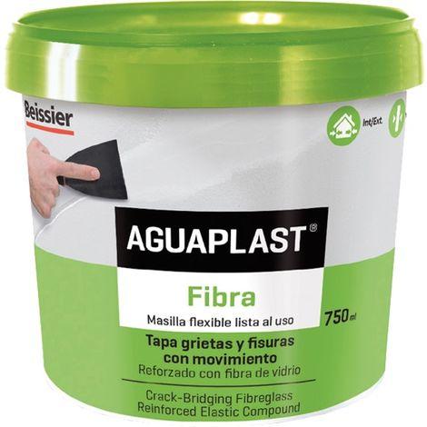 Masilla Aguaplast fibra 750 Ml
