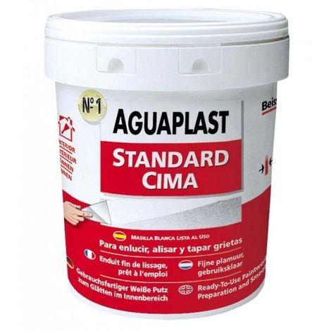 Masilla Aguaplast standard cima pasta 5 Kg