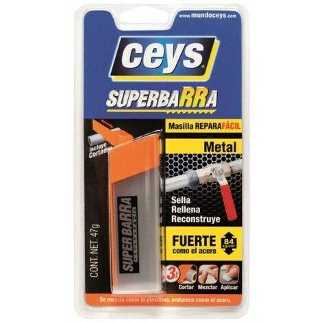 Masilla Epoxi Metal 47 Gr Superbarra Ceys