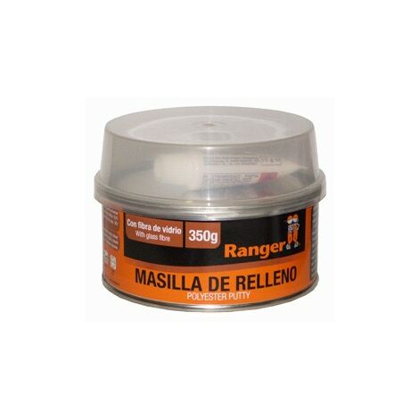 Masilla fibra vidrio+ca 350gr+10