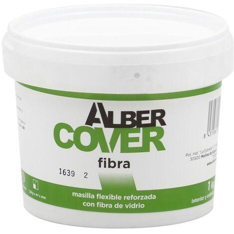 """main image of """"Masilla flexible reforzada con fibra de vidrio Alber Cover"""""""