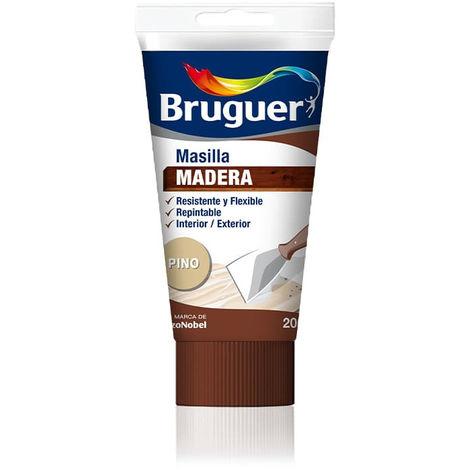 MASILLA MADERA PINO 200GR BRUGUER - NEOFERR