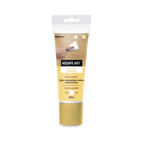Masilla Plastica Blanca 200 G - AGUAPLAST - 70047-001