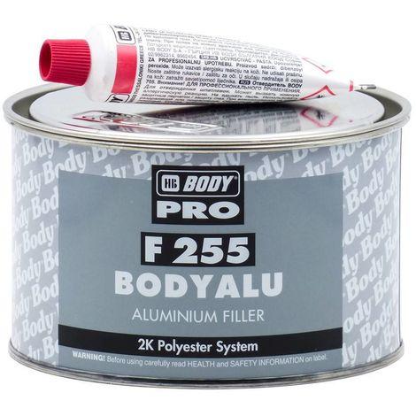 Masilla Poliéster Aluminio 255 Body 1 kg