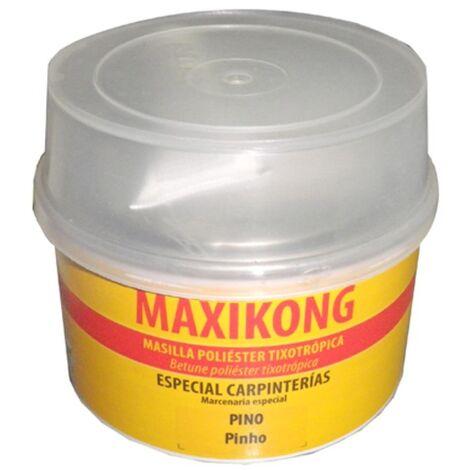 """main image of """"MASILLA POLIESTER MADERA MAXIKONG ½ kg"""""""