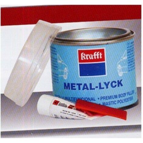"main image of ""Masilla rep. polie. 250 ml carrocerias metal-licks krafft"""