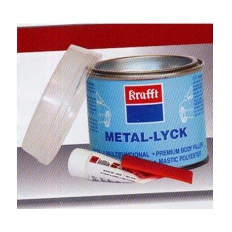 "main image of ""Masilla Reparadora Poliester 250 Ml Carrocerias Metal"""