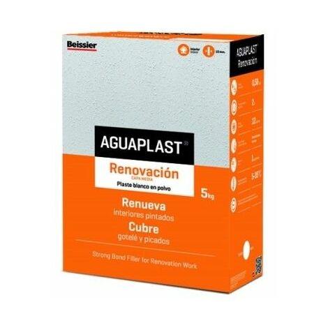 Masilla Rest. Renovacion 5 Kg Aguaplast