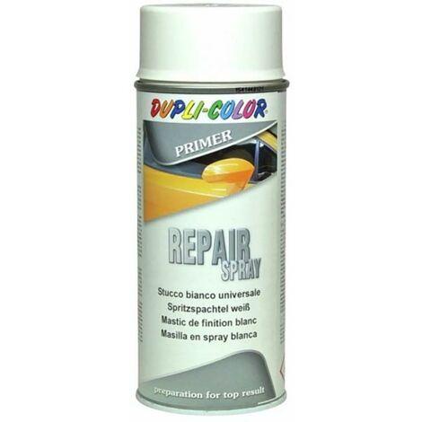 "main image of ""Masilla Restauracion Acrilica Reparadora Pared Spray Blanco Duplicolor 400 Ml"""