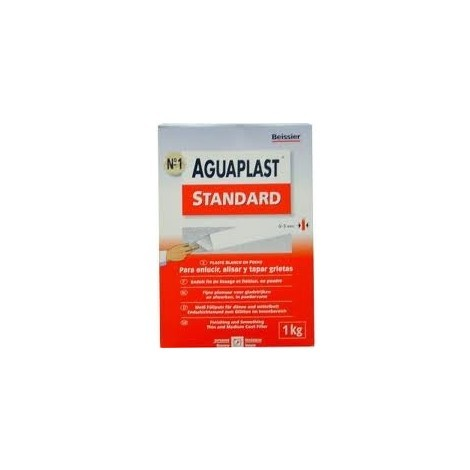 Masilla restauración Aguaplast standard