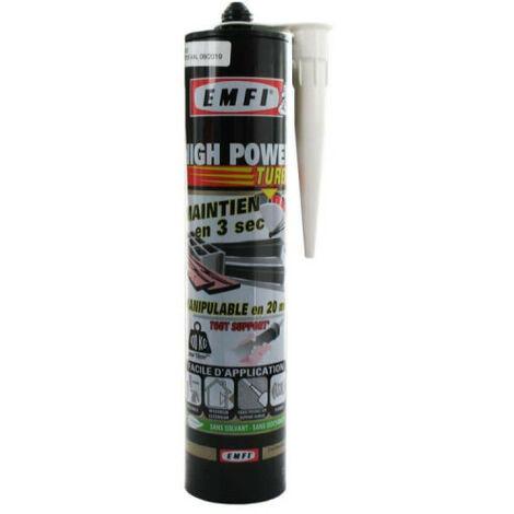Masilla Turbo EMFI HighPower - Blanco 290ml