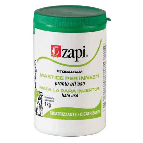 Masilla ZAPI cicatrizante para injertos, roturas o heridas de poda - 1kg