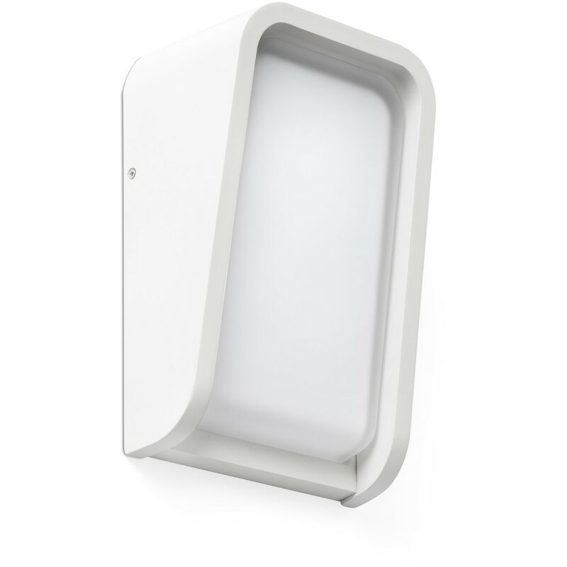 MASK Aplique de pared exterior - BLANCO 71282 - Faro
