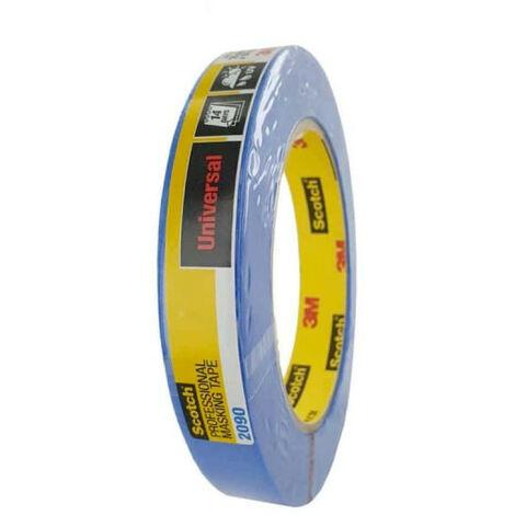 Masking tape 3M 2090 18mm x 50m blue