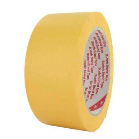 Masking Tape 3M 244 50mm x 50m yellow